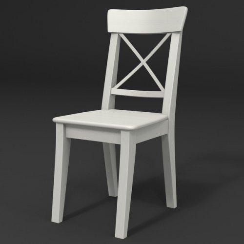 IKEA Newsletter 07/2013 z.B. INGOLF Stuhl, weiß 39€ statt 59€