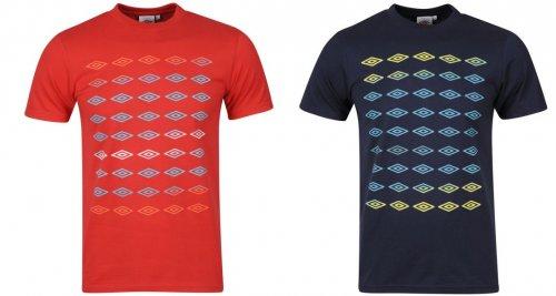 Umbro Sport T-shirts 5 Stück für 17,13 EUR