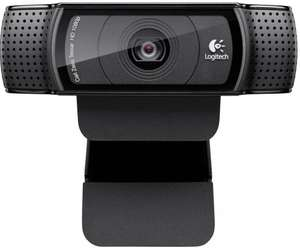 Logitech C920 Webcam - 34% Rabatt