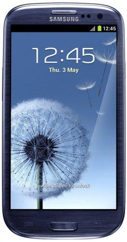 Samsung S3 16GB Pebble Blue unlocked bei Amazon UK WHD für 227 Euro