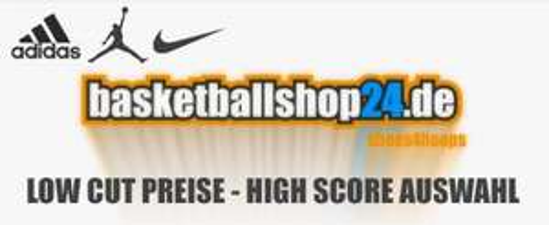 Soleout beim basketballshop24.de