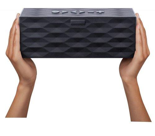 Jawbone Big Jambox Bluetooth-Lautsprecher (in Graphite Hex/Schwarz oder weiß/silber) bei Amazon.es