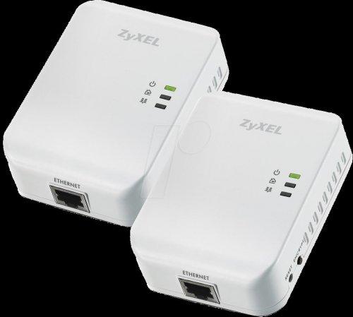 Powerline 500Mbit/s Gigabit-Kit (2 Adapter)