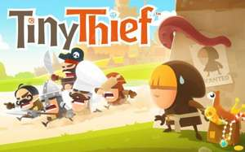 Tiny Thief (Android + iOS) zum Spottpreis