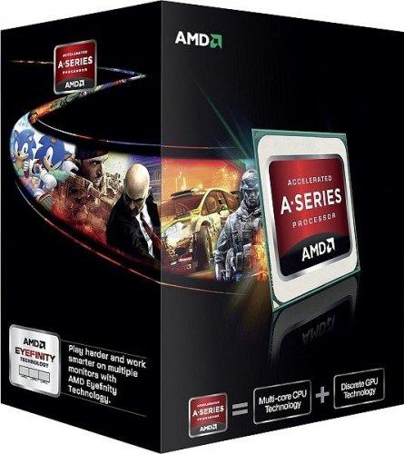 [MindStar] AMD A10 Series A10-5800K BOX [55,64€ vs idealo: 102,85€] + SIMCITY [Gratis]