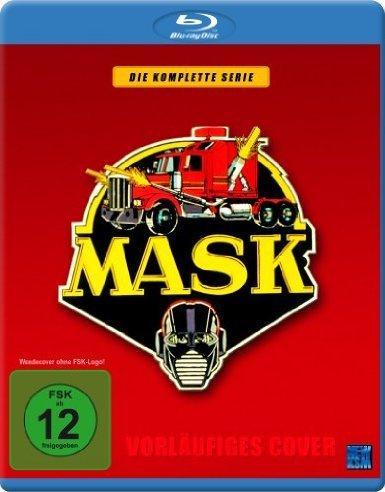 M.A.S.K. - Die komplette Serie [jetzt auf Blu-ray!] - Vorbestellung für 32,30€