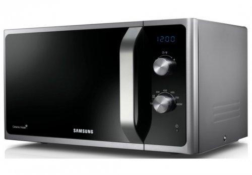 """Samsung Mikrowelle 800 Watt, 23 Liter """"MS23F301EAS/EG"""" für 84,90€@ ZackZack"""