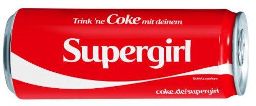 [Lokal Frankfurt] Dose Cola mit individuellem Druck für Umme