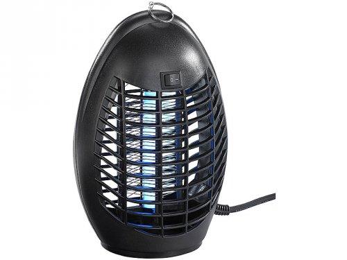 [Pearl] Fluginsekten-Vernichter 230 V mit UV-Licht & Hochspannung