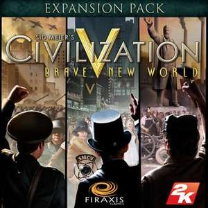 [Steam] Civilization V Brave New World DLC