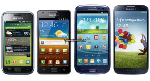 Samsung S4, Xperia Z,  Optimus, iPhone, HTC, usw sehr günstig bei Handytick.de durch 2 Verträge