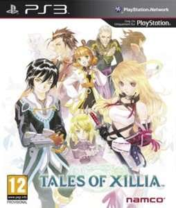 Tales Of Xillia - PS3 - Deutsch - Release am 9.8.13