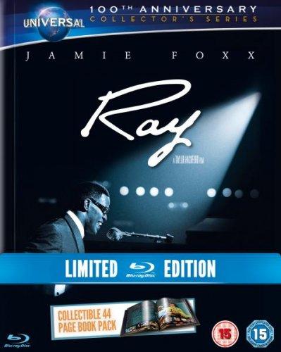 Ray, Abbitte, Out of Africa [Blu-ray] Digibook / Mediabook mit deutscher Tonspur für 6,19 €
