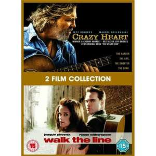 (UK) Crazy Heart / Walk The Line [DVD] für €5.89 @ Play (Marketplace)