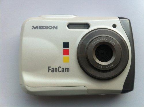 10 MP Unterwasser Digitalkamera von Medion.19,99 Euro inklusive Versand (B-Ware)