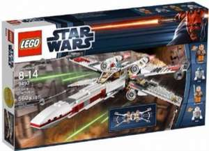 @amazon.de LEGO Star Wars 9493 - X-wing Starfighter