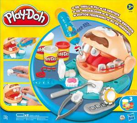 Penny (Region Hannover): Knetspiel HASBRO Play-Doh Dr. Wackelzahn für nur 9,99 Euro