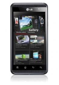 LG Optimus 3D *update