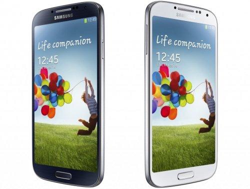 Samsung i9505 Galaxy S4 16GB in schwarz oder weiß (B-Ware)