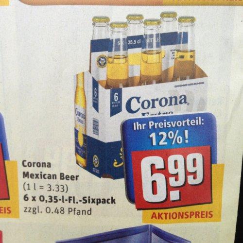 REWE | Corona Extra Mexican Beer
