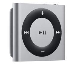 2GB Apple iPod Shuffle (4. Generation) @Ebay -10%