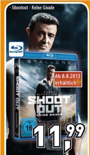 [ Berlet ]   Shootout - Keine Gnade (BLU-RAY) ab 8.08  für 11,99€