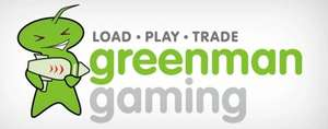 Greenman Gaming - Steam Spiele