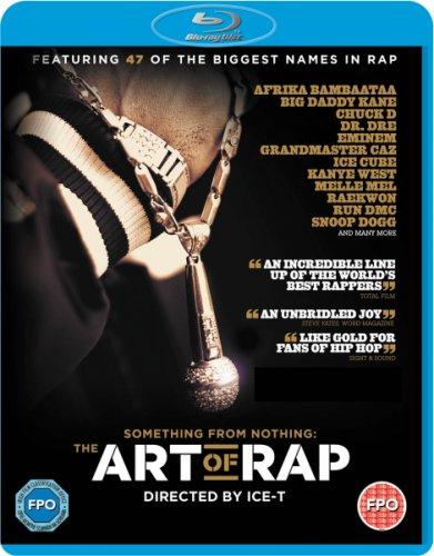 Blu-ray - Something from Nothing: The Art Of Rap für €5,70 [@Zavvi.com]