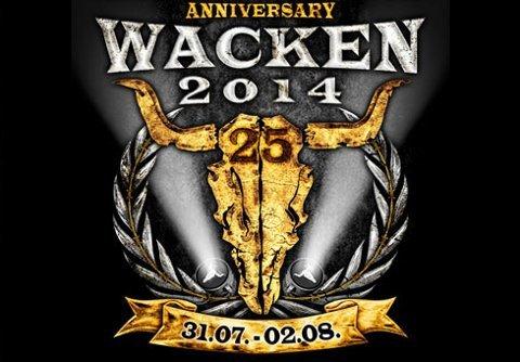 Wacken Open Air 2014  X-MAS-Package