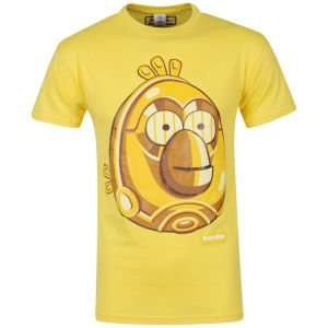 (UK)  Angry Birds Star Wars T-Shirt für 8.61€ @ TheHut