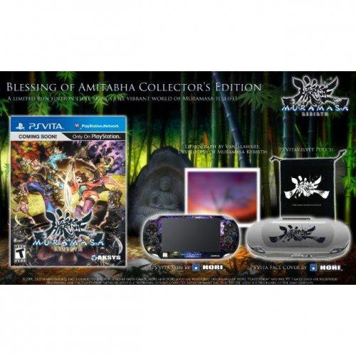 Muramasa Rebirth CE (PS Vita) bei Play-Asia