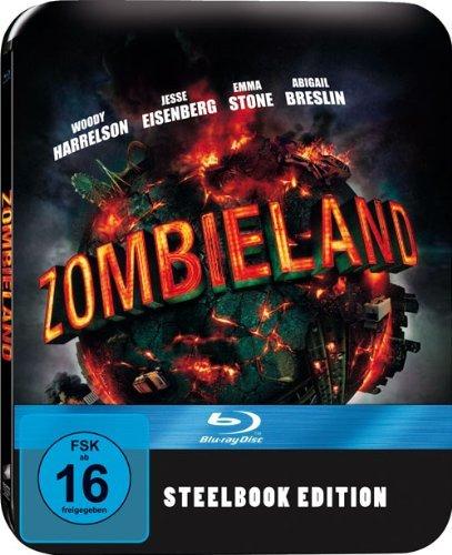 Diverse Blu-ray Steelbooks für 8,99€ @saturn.de: z.B. Zombieland, Hellboy, Men in Black