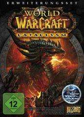 World of Warcraft: Cataclysm (Add-On) (PC/Mac) für 19,89 €