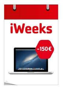 (Lokal) 150 € Rabatt auf fast alle Macs! MacBook Air ab 819€