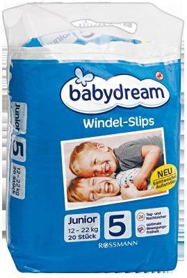 'babywelt Produkttest-Wochen' - babydream Windel-Slips