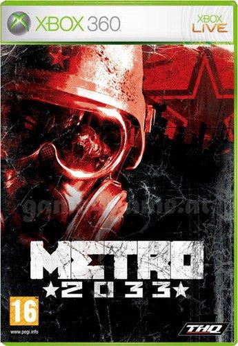 Metro 2033 (Xbox 360) für 12,89€