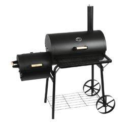 Barbecue Smoker groß 78,80 Euro plus 8 Euro VSK @TP