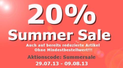 20% Summer Sale im Arnold Kock Onlineshop