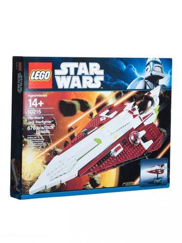"""Lego Star Wars """"Obi-Wan's Jedi Starfighter"""" 10215"""