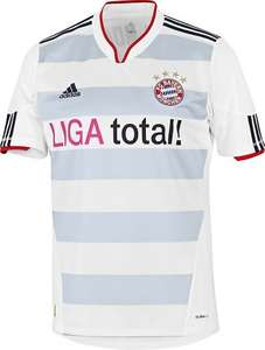[Otto] Bayern München Auswärts Trikot 2012 für 29,95€