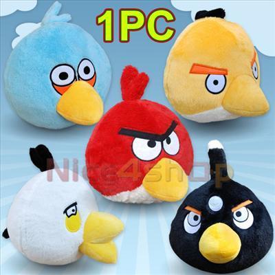 Angry Birds Plüschtier für 1,75€ aus Fernost