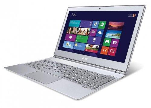 Acer Aspire S7 Ultrabook (13,3 Zoll FHD Touchscreen, Intel Core i7 3517U, 4GB RAM, 256GB SSD, Intel HD 4000, Win 8) alu/weiß @Amazon WHD