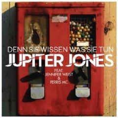 """Jupiter Jones - """"Denn sie wissen, was sie tun"""" kostenlos bei Amazon"""