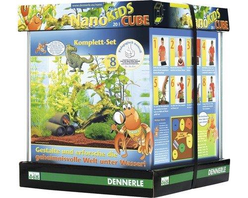 [Deutschlandweit] Dennerle Nano Kids Cube 20l Komplett-Set @hornbach in vielen Märkten vorrätig