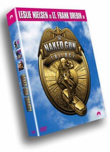 Die nackte Kanone 1-3 (DVD) Trilogie mit dt. Tonspur