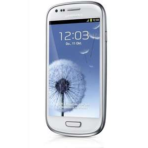 Samsung GT-I8190 Galaxy S3 III mini 8GB marble-white [209,00 Euro]