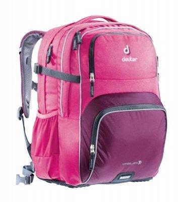 Deuter Ypsilon Schulrucksack pink-blackberry 39,95 € @trekkingstar.de