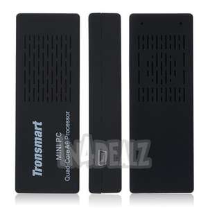 NUR 49€ MK908 RK3188 Quad Core Google Android 4.2 OS Mini PC TV Dongle HDD Player 2G 8G BT4.0