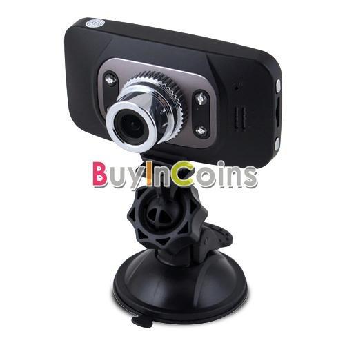 KFZ-Blackbox / Auto Kamera @ BIC (Kabel, Display etc alternativ verwendbar)