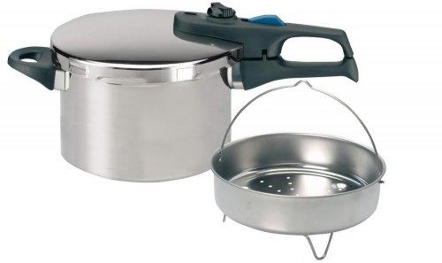 Was für die Küchenprofis unter uns: Elo 99877 Schnellkochtopf XL 7 Liter @ 35€ Telbay (idealo knapp 50€)